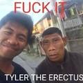 Tyler ereccion