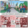 Feminazis são câncer