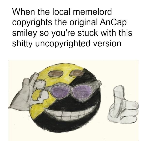 dongs in a copyright - meme