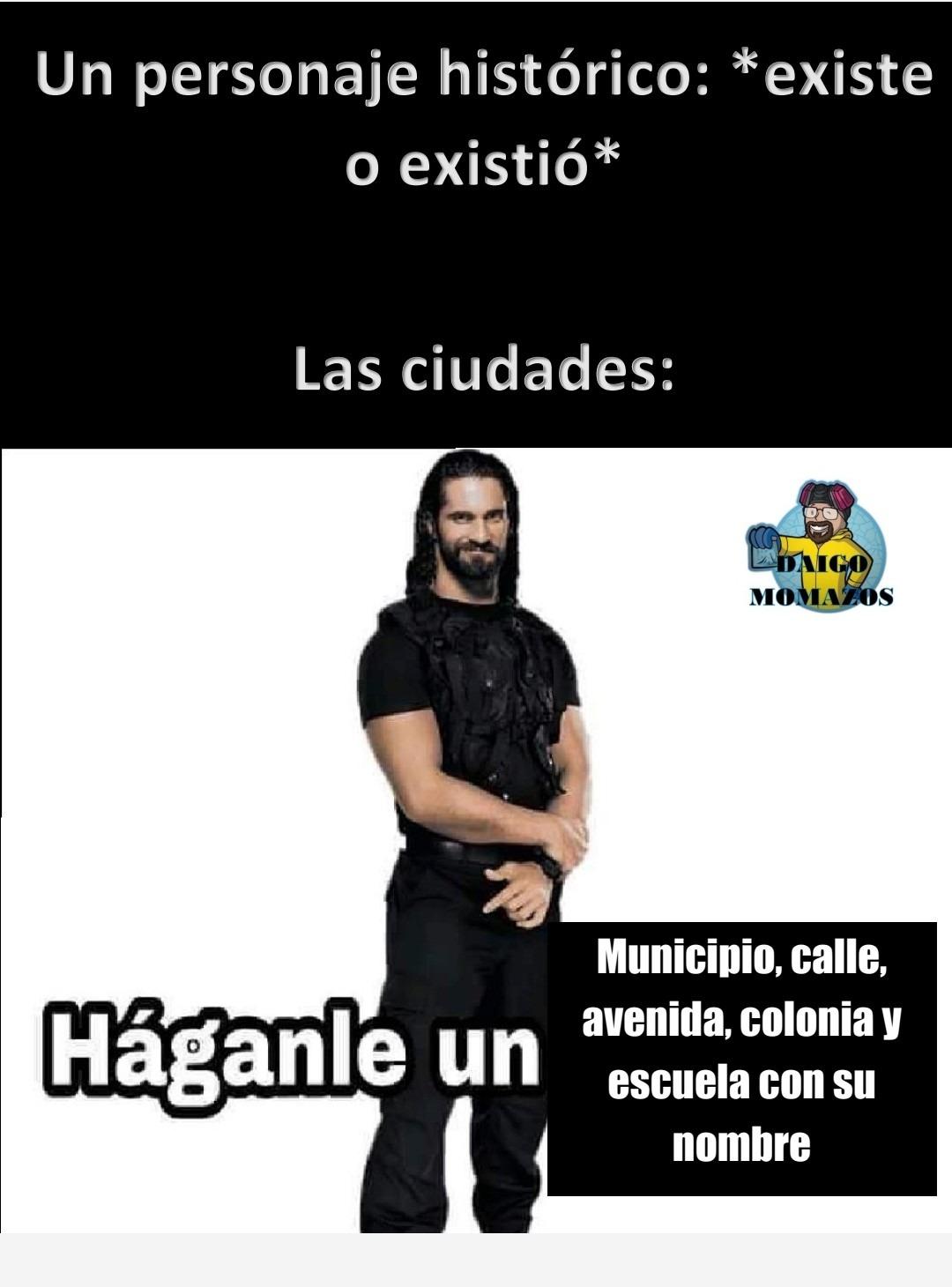 Literalmente México be like: - meme