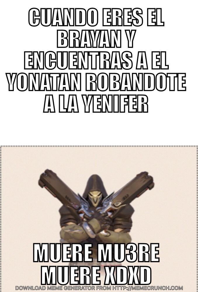overwatch :v - meme