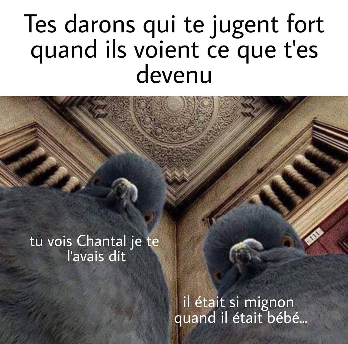 Déception - meme