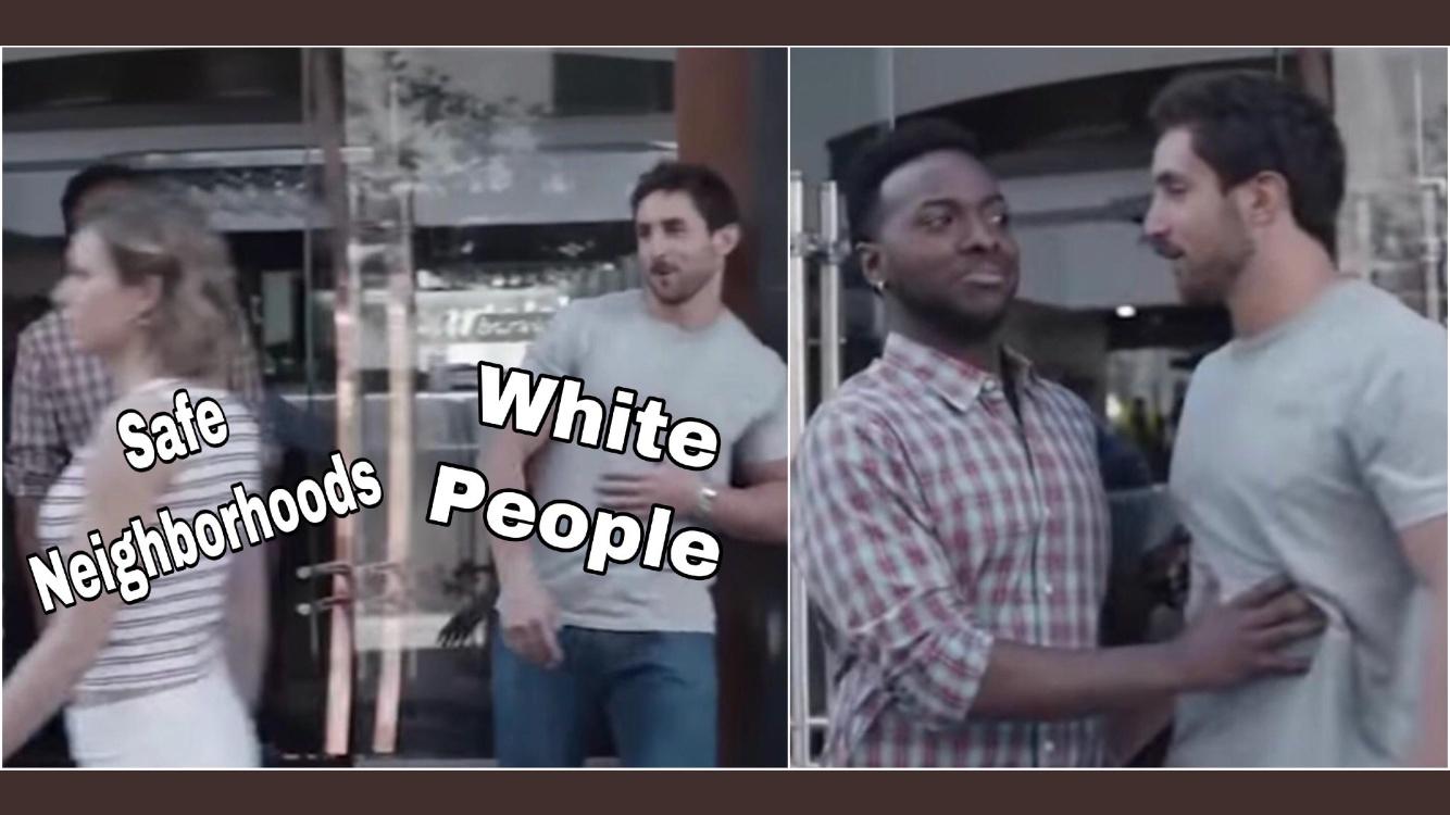 dongs in a neighborhood - meme