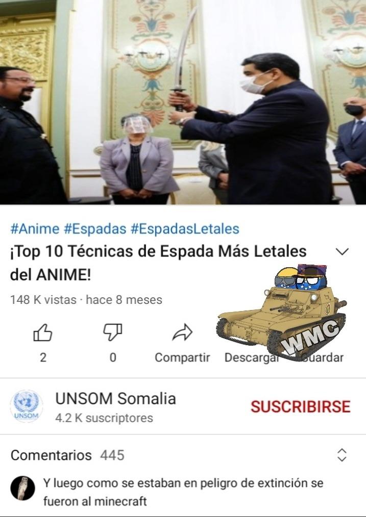 Carajo Seagal por qué no le cortaste la yugular a Maduro :/ - meme