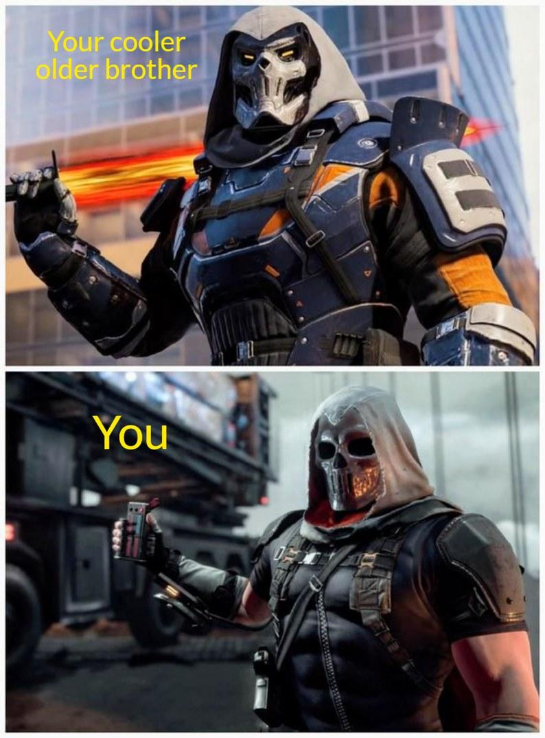 His design looks ok in the Black Widow movie - meme
