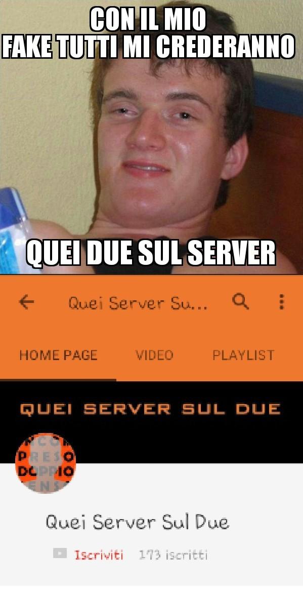 Cito QDSS e QSSD - meme