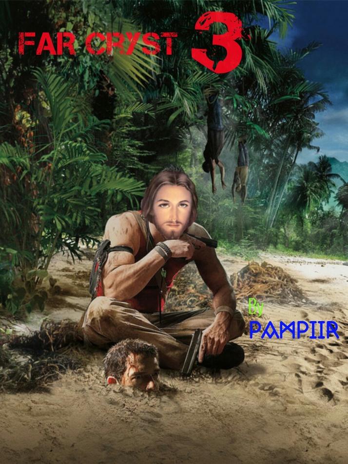 Far Cryst 3 - meme
