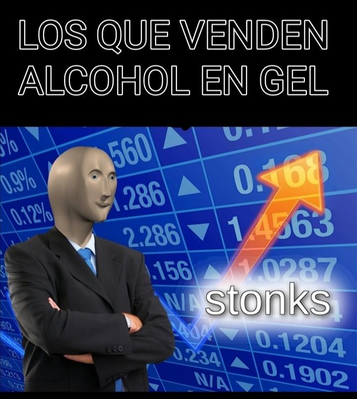 Meme recien horneado