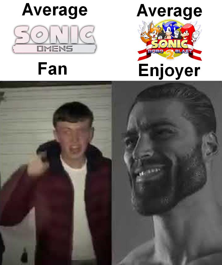 Uno tiene buenos gráficos y un terrible diseño de nivel, el otro es lo opuesto - meme