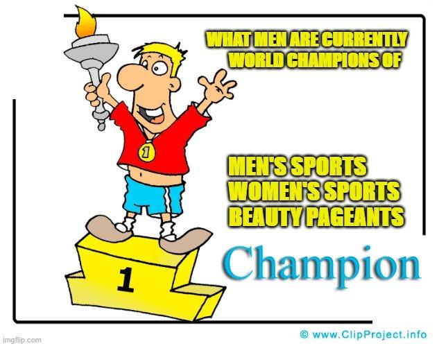 World Champions - meme