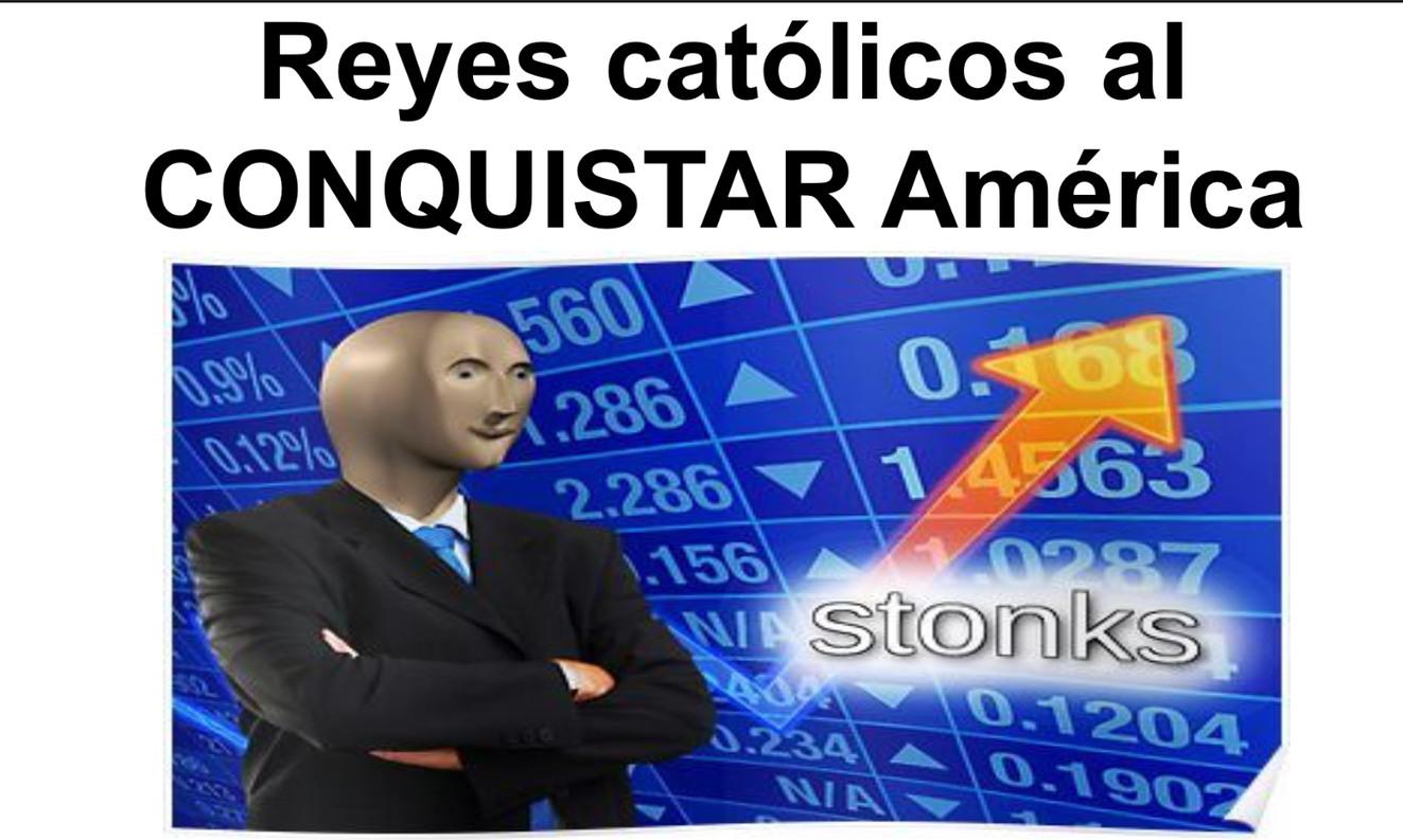 CONQUISTAR - meme