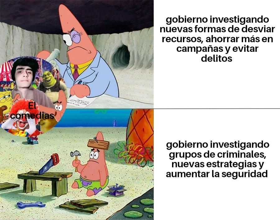 Grande latinoamerica - meme