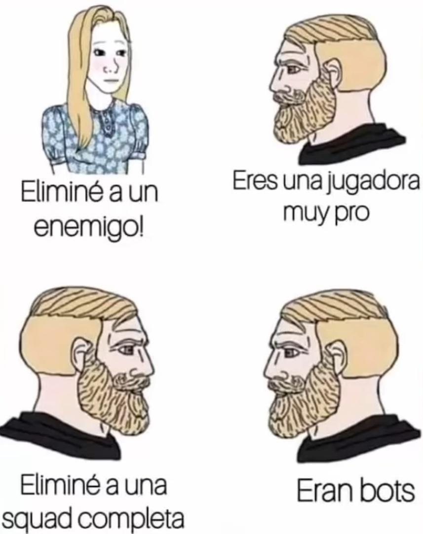 Procedo a XD - meme