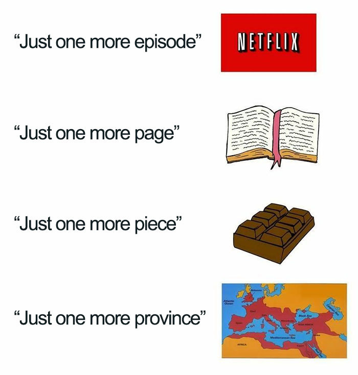 Roman Empire - meme