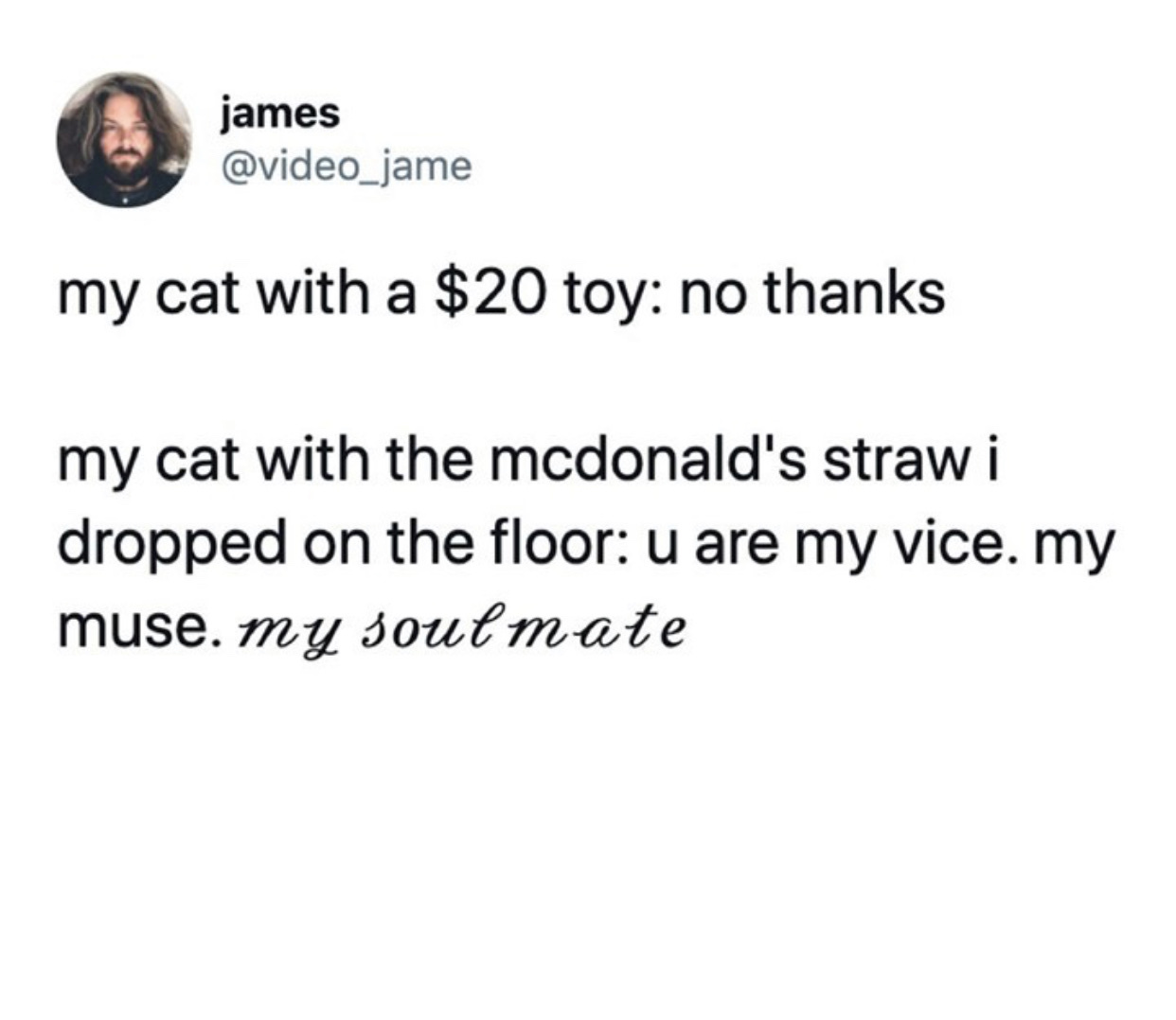 Cat owners can relate - meme