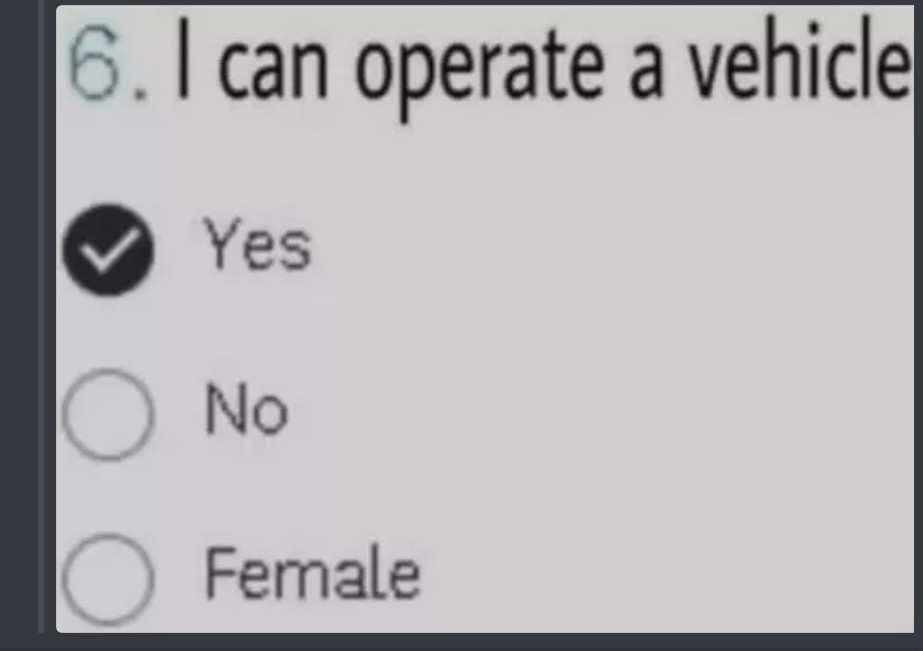 Vehicle - meme