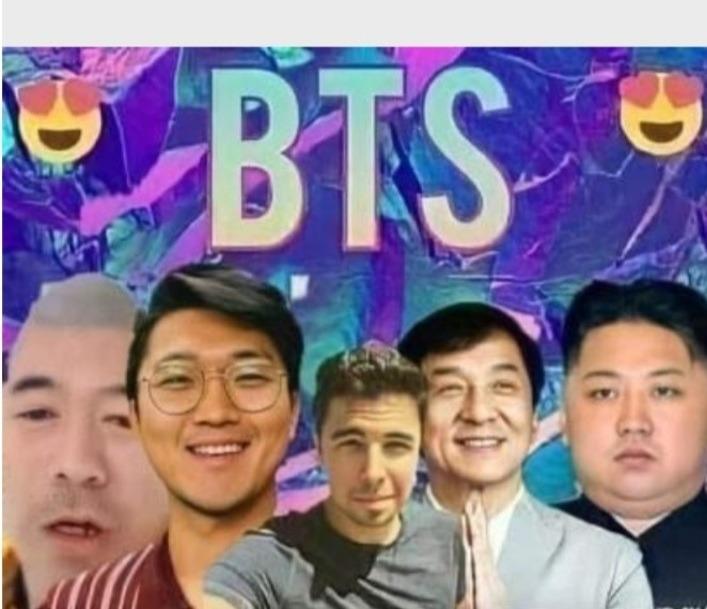 Bts - meme