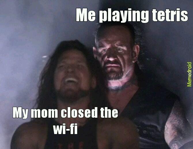 Tetris is good - meme