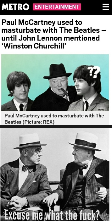 The Meat-Beatles - meme