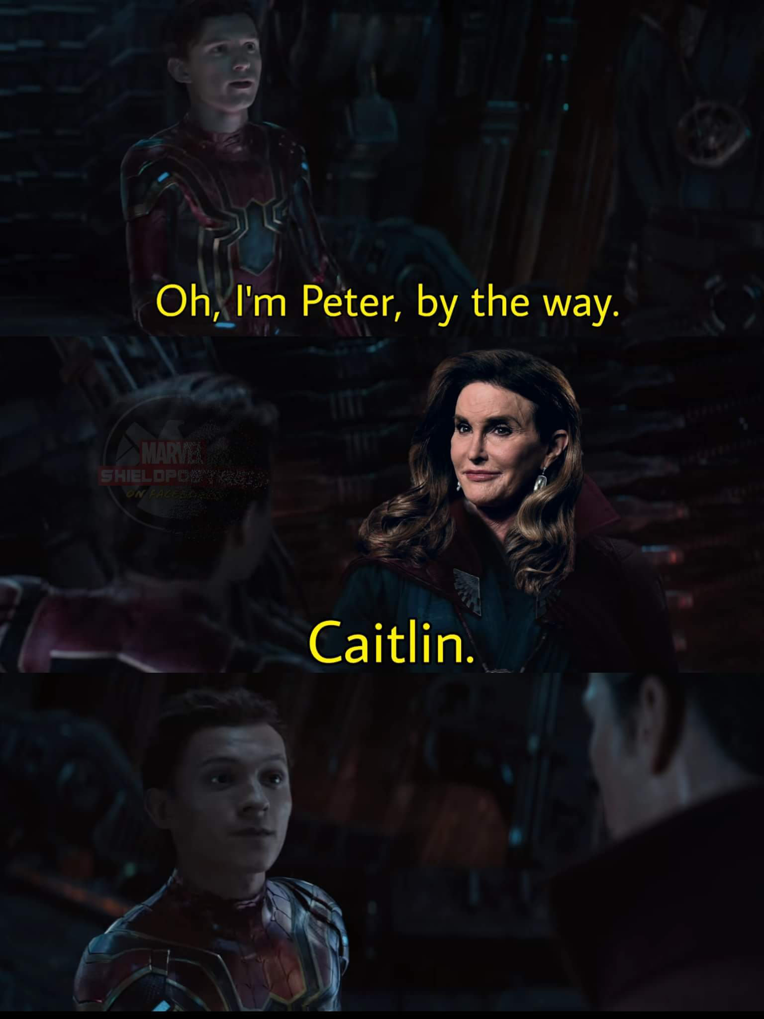 Could the mcu go downhill after A4? - meme