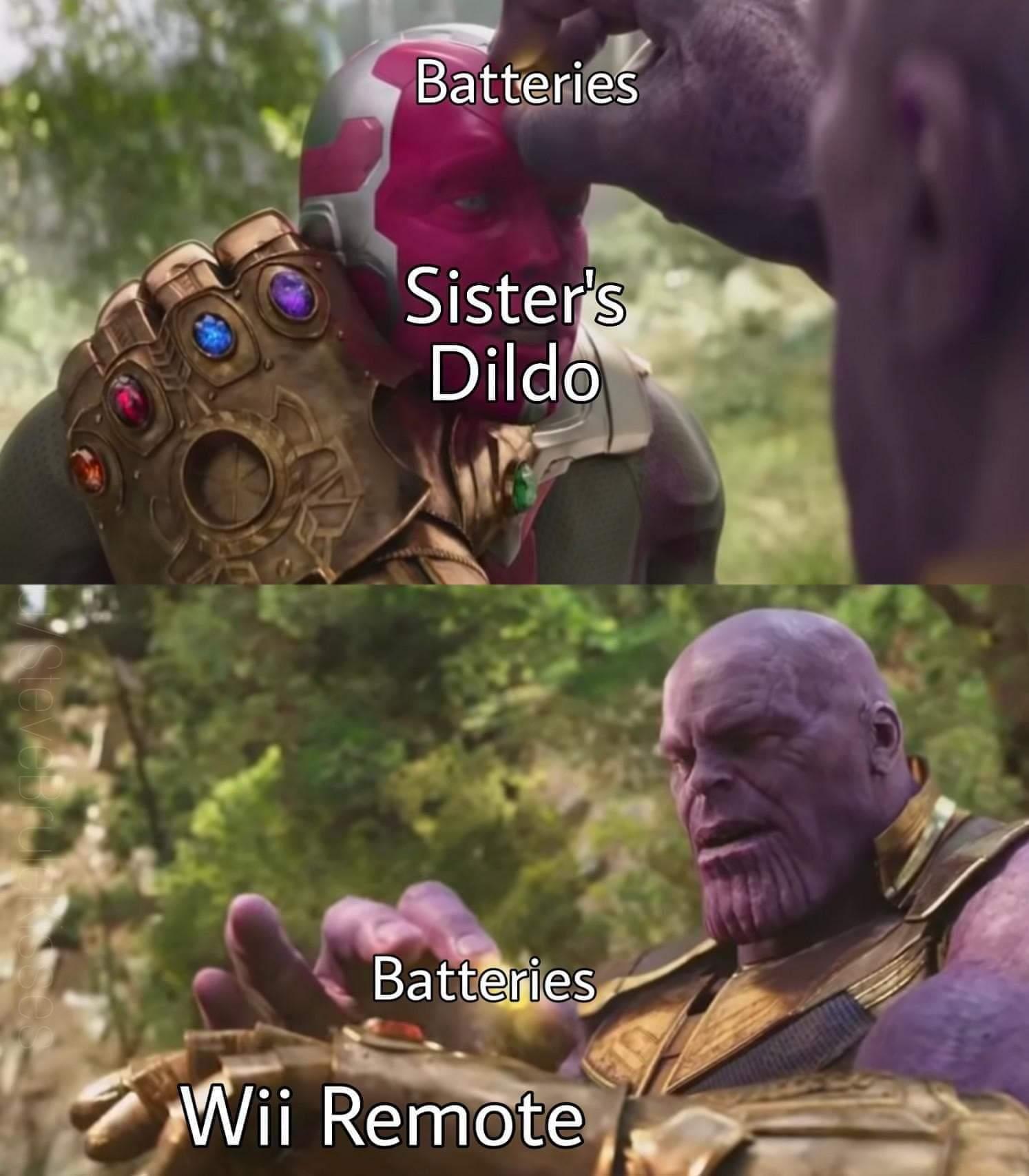 Il me manque une soeur .-. - meme