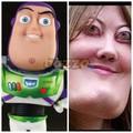 A namorada do Buzz