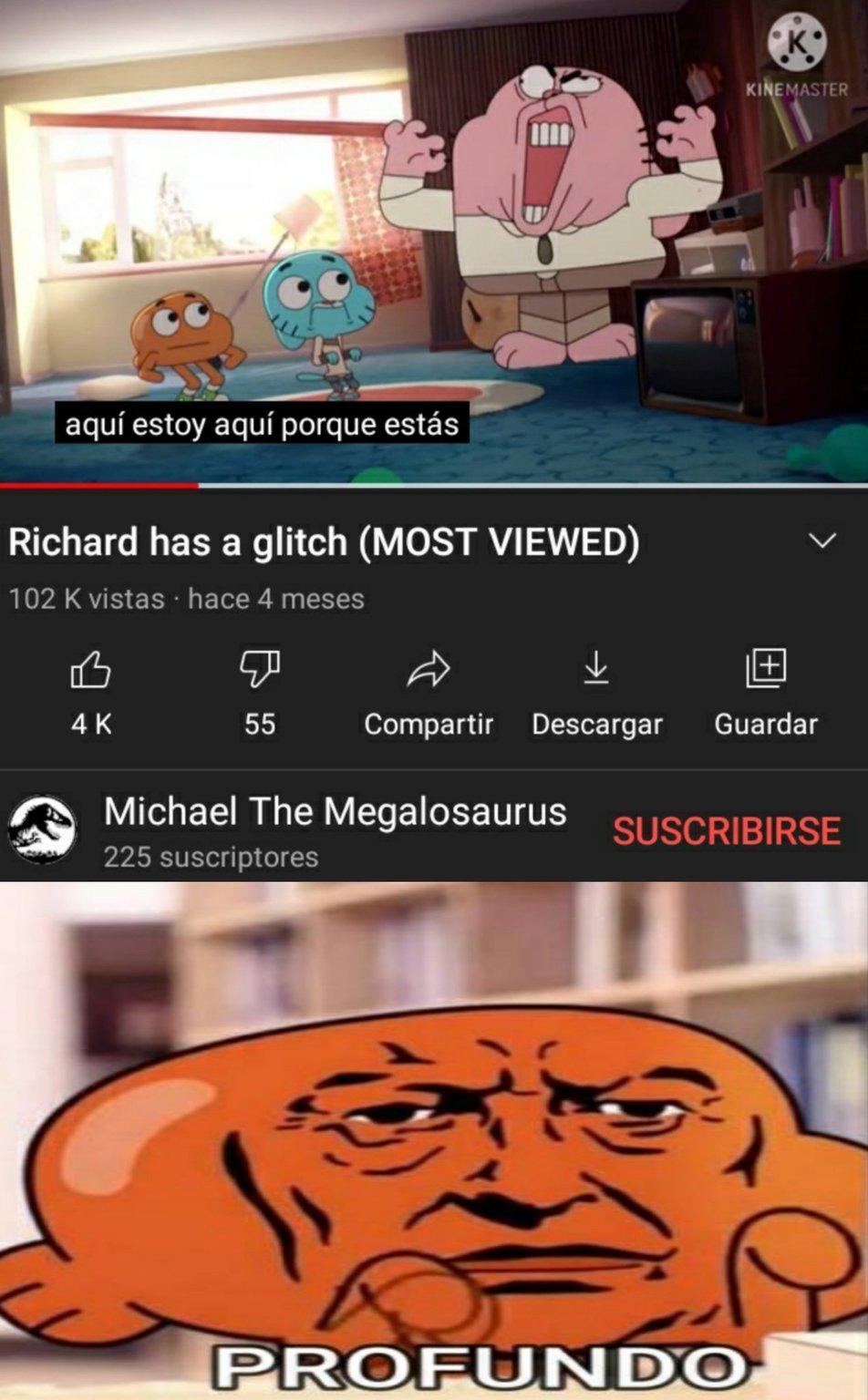 Simplemente subtitulos de Youtube (gracias por la plantilla a bloddlust) - meme