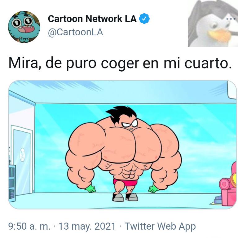 Por fin un meme bueno de cartoon network
