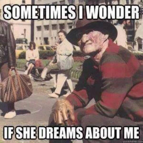 fave horror movie? - meme