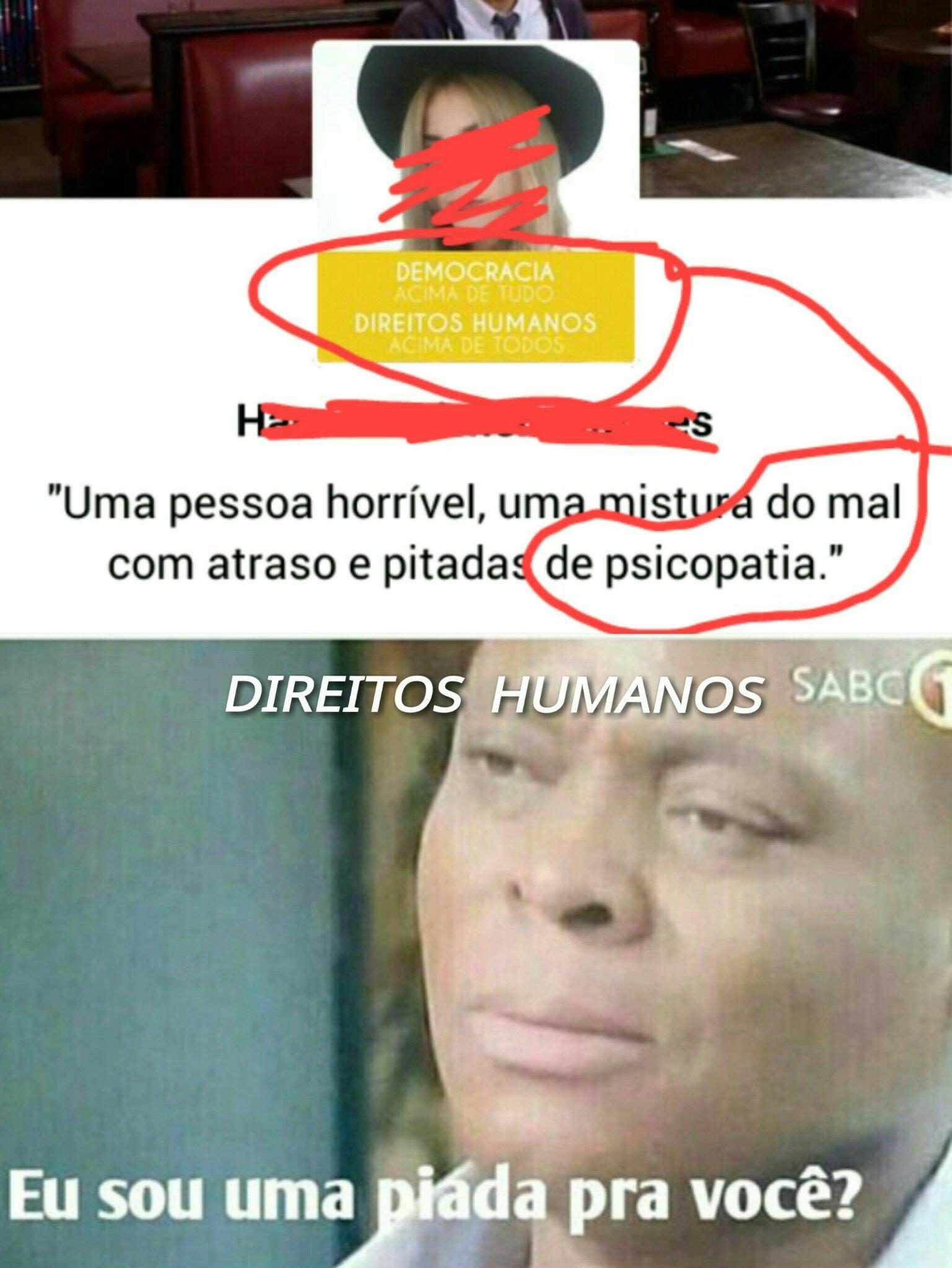 Façam rodar o Brasil!!! - meme