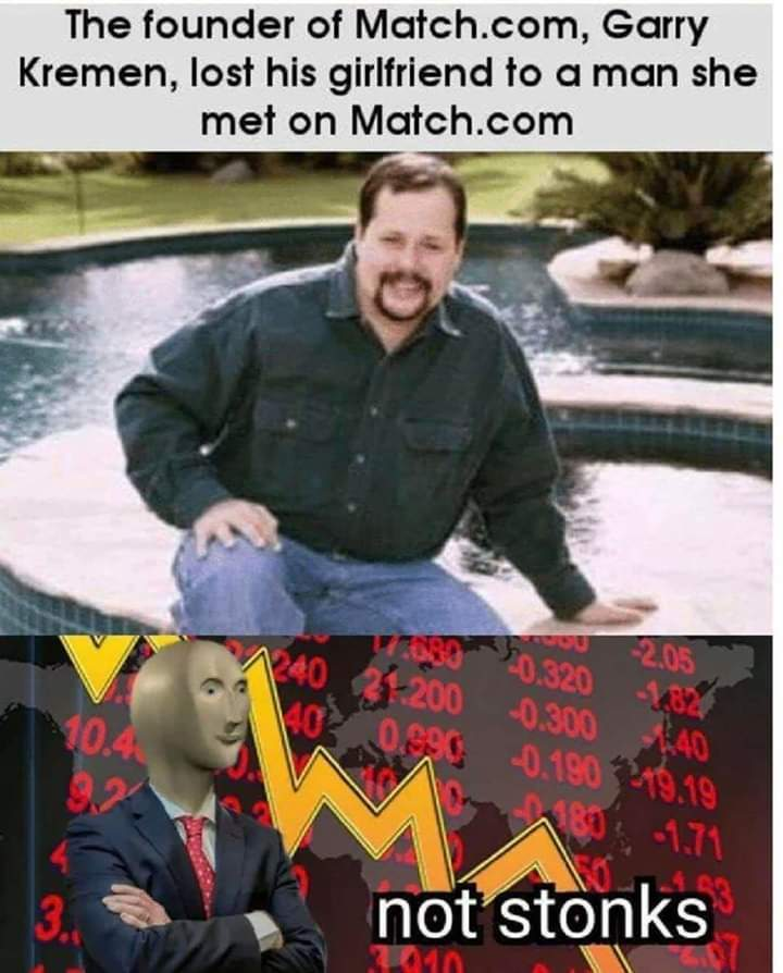 Feels bad man - meme