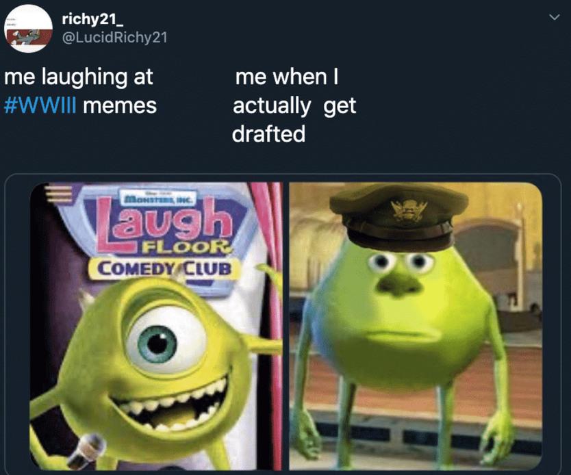 World War 3 - meme