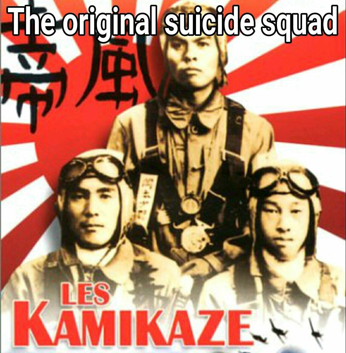 Suicide squad tentend - meme