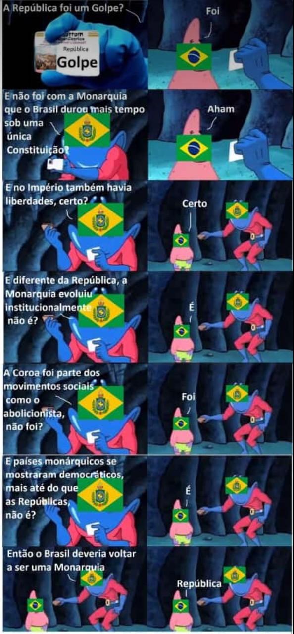 Monarquia>>>> - meme