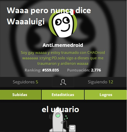 Anti.memedroid es muy XD
