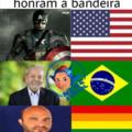 Luladrão roubou o Brazilzão