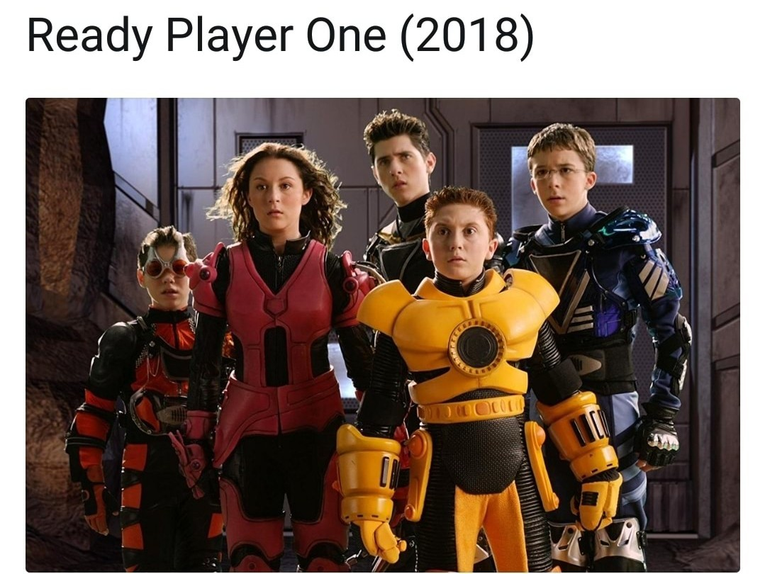 Ready Player 3: Game Over - meme