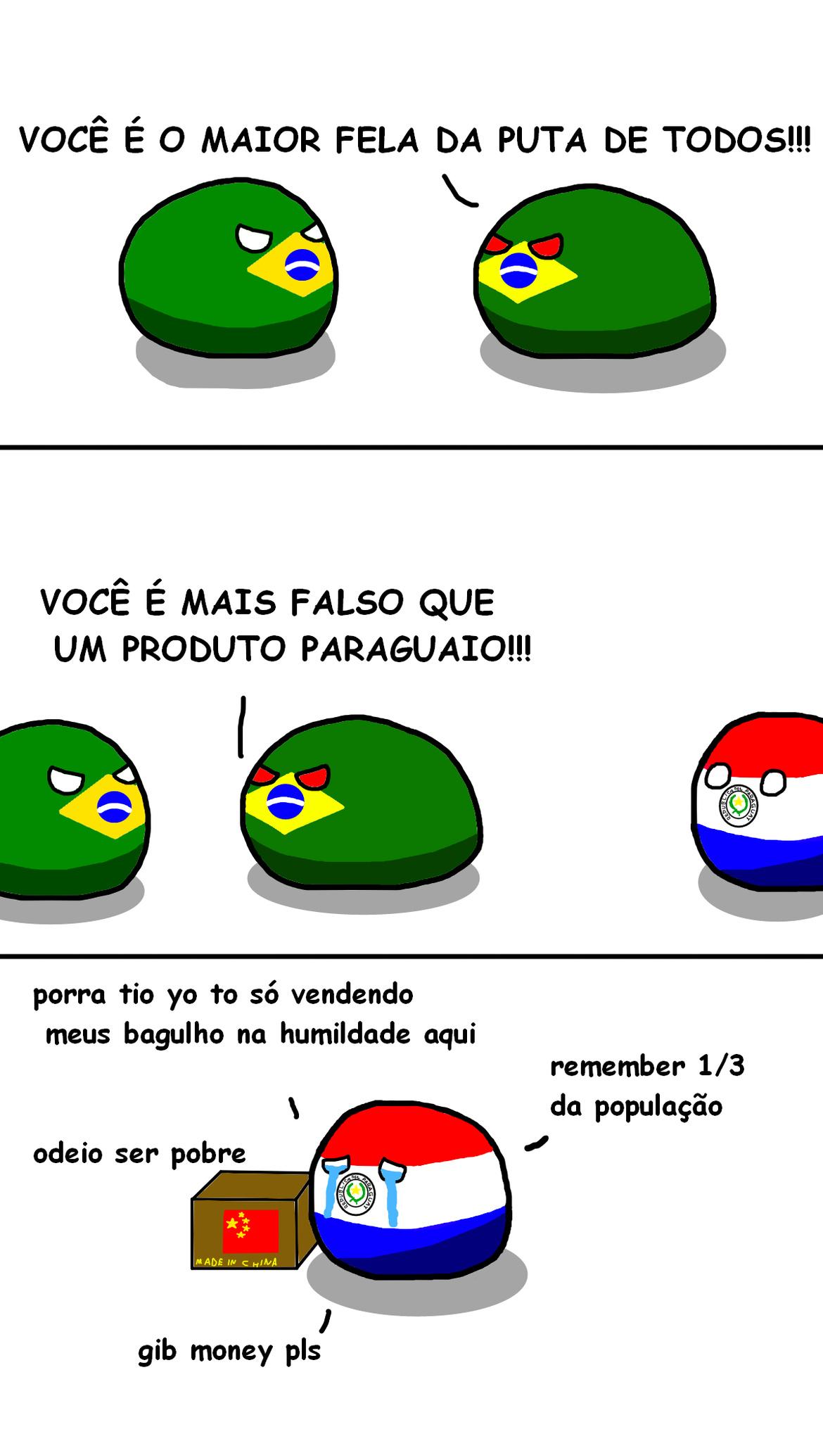 paraguai sad - meme