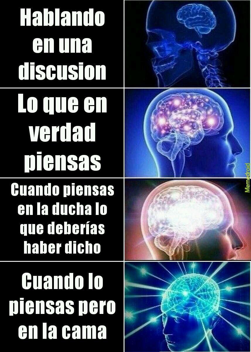 Tu cerebro: - meme