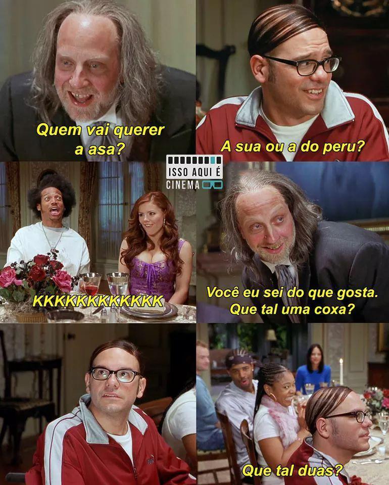 Todo mundo em Pânico 2 (2001) - meme