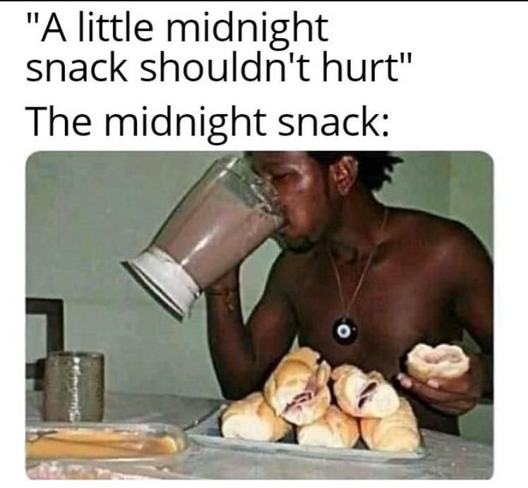 ha midnight - meme
