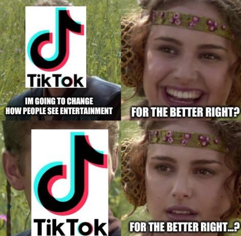 for the better right? - meme