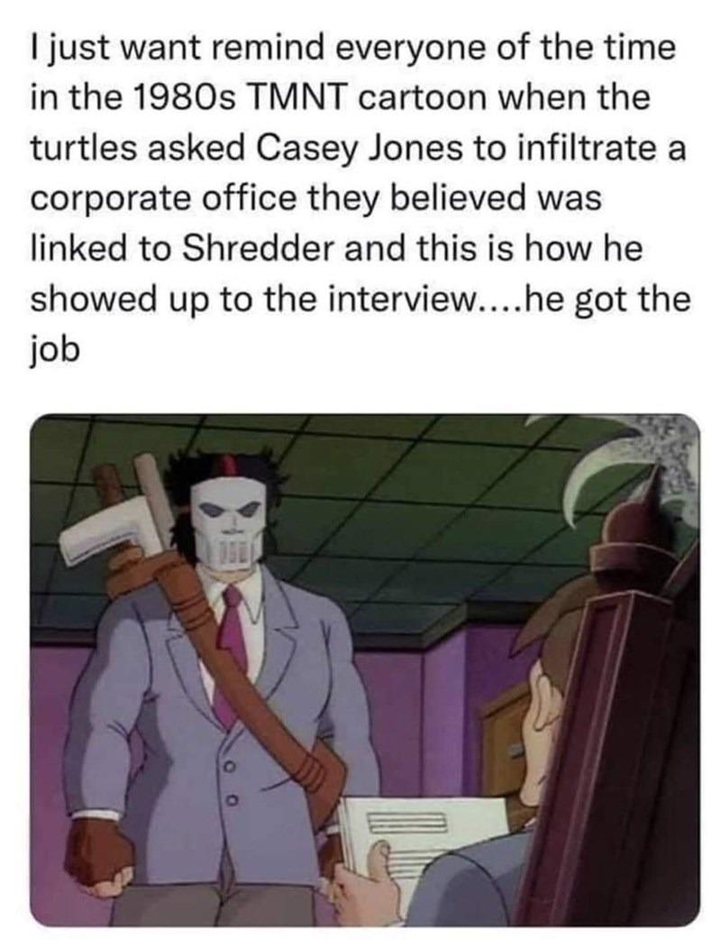 Whatever works - meme