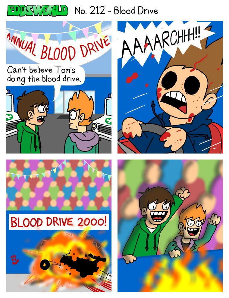Eddsworld - meme