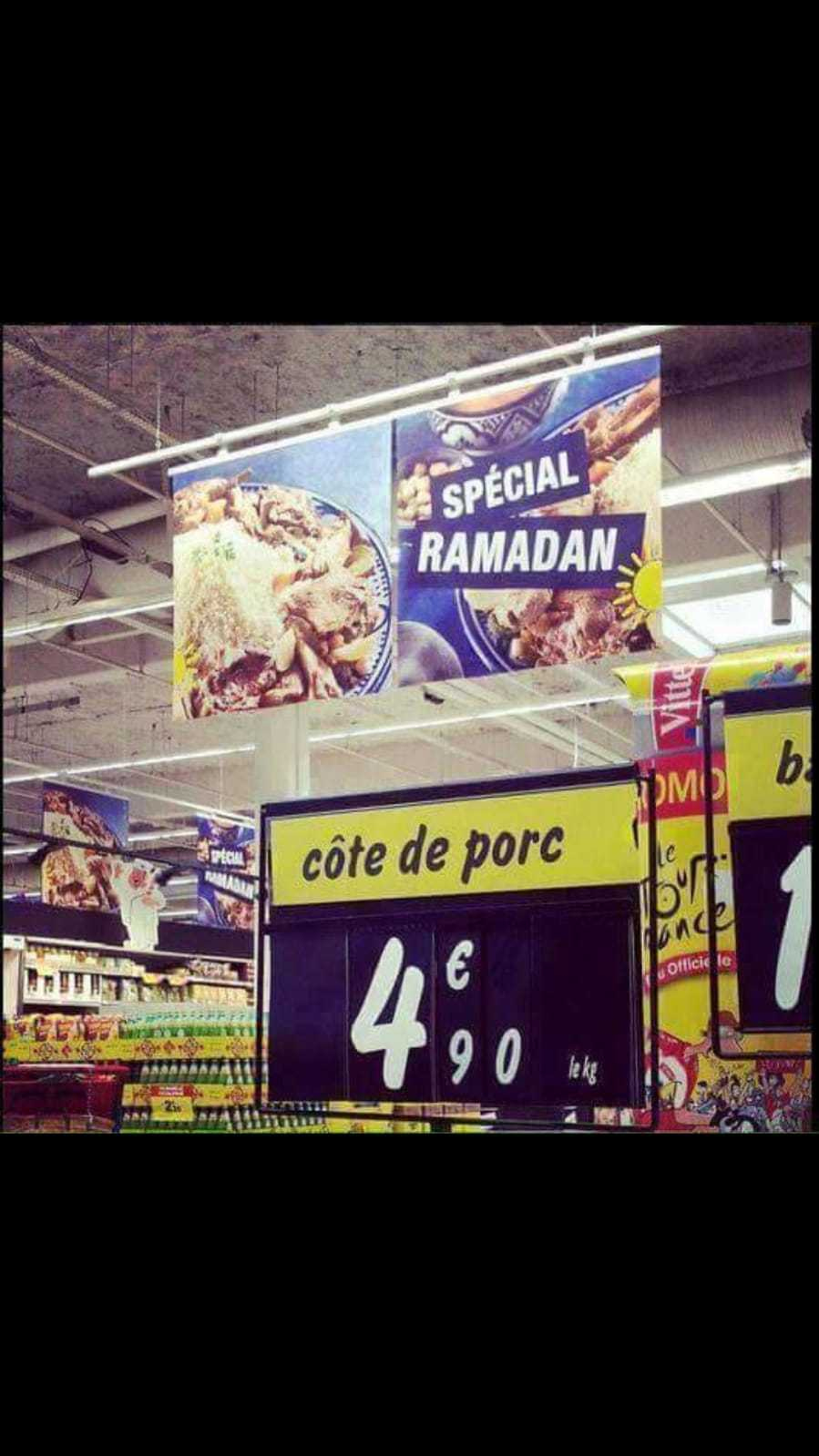 Bon ramadan ! - meme