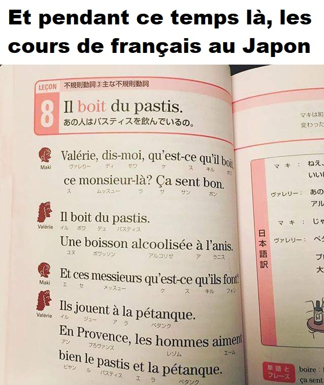 JAPON - meme