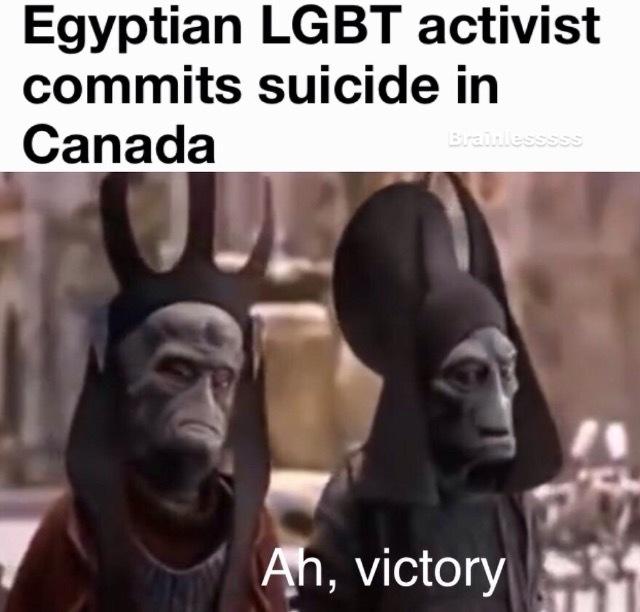 Probably had AIDS - meme