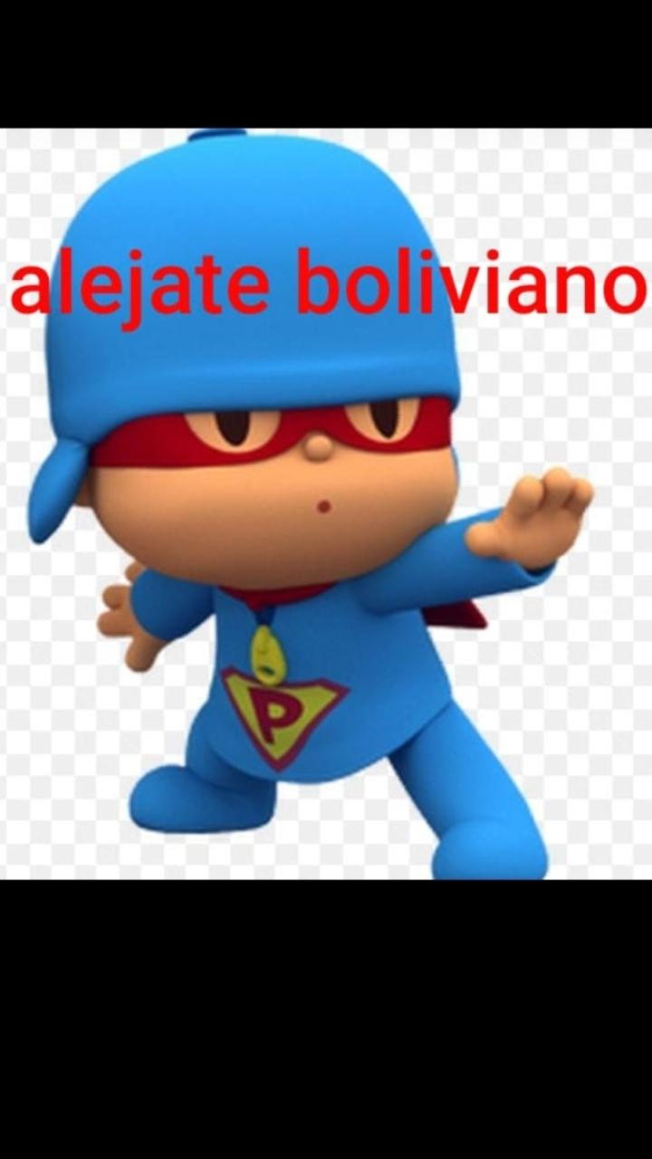 El heroe pocoyo - meme