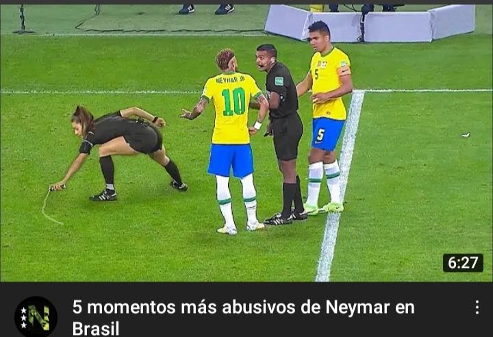 La 10 de Brasil. - meme