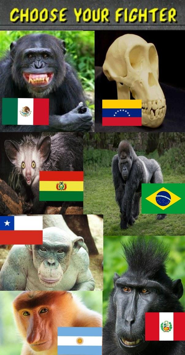 Bienvenidos a Latinoamérica!!! - meme